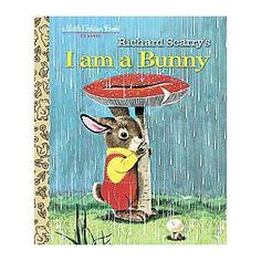 Richard Scarry's I Am a Bunny ( Little Golden Books) (Hardcover) by Ole Risom : Target