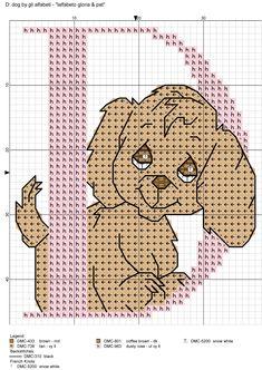 Alfabeto gloria & pat: D = dog