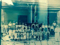 The Kern County Children's Shelter. Bakersfield, California.