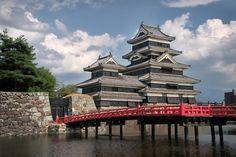 Matsumoto Castle [OC] [2048x1368]
