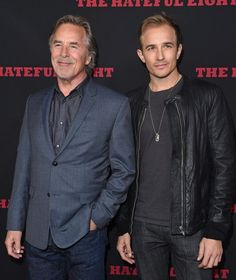 Celebrity moms 459296861998556213 - Pin for Later: 21 Celebrity Dads Who Are Nearly Identical to Their Sons Don Johnson and Jesse Johnson Source by bricouti Celebrity Gallery, Celebrity Babies, Celebrity Photos, Celebrity Style, Celebrity Children, David Beckham Kids, Nash Bridges, Justin Bieber Facts, Handsome Celebrities
