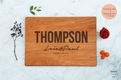 Personalized Cutting Board Gift For The Couples Script Names Wooden Cutting Board, Wedding Gift, Engagement Gift, Bride and Groom, Engraved