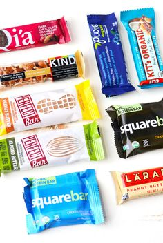 init4thelongrun blog's top protein bar picks & why!