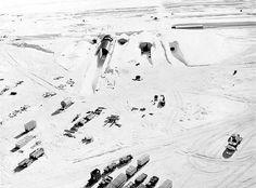El deshielo de Groenlandia podría aflorar residuos tóxicos de la Guerra Fría