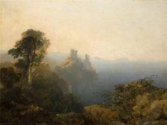 Black Castle, Wicklow - Edmund John Niemann