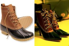 Manolo's Take on LL Bean from 1994