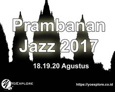 https://yoexplore.co.id  Get the whole package while you are in Yogyakarta Indonesia for Prambanan Jazz 2017!  Package includes: 1. All-access tickets to indiHome Prambanan Jazz 2017 from 2 up to 6 pax 2. Visit Yogyakarta Palace 3. Explore the Temple of Borobudur 4. Mount Merapi Lava Tour on 4WD 5. Watch sunrise at Mangunan Hills 6. Visit Sri Getuk waterfall  #yoexplore #tourpackage #tourpackages #visitindonesia #indonesiajazz #jazzindonesia #prambananjazz #jazzconcert #prambananjazz2017…