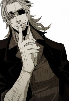 Worick Arcangelo. One half of Benriya, 35-year-old Worick is the more personable and communicative partner. He presents himself as fairly happy-go-lucky, but can be serious when a job is on the line. Worick works as both a freelance gangster and gigolo in order to pay the rent. In chapter seven it is revealed that he has exceptional recall abilities. He is the second son and only surviving member of the influential Arcangelo family.