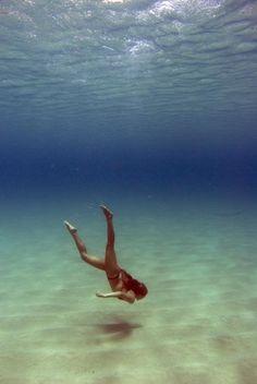 la mer est la coeur
