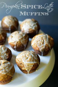 Harness the flavors of fall when you make these unprecedented Pumpkin Spiced Latte Muffins with this simple, step-by-step recipe tutorial! Perfect for fall.
