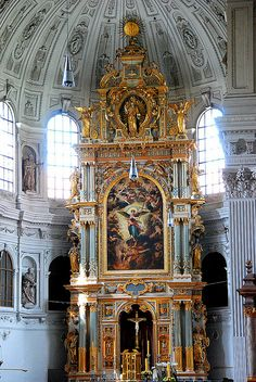 Munich by dw*c ~ Peterskirche, Frauenkirche and Michaelskirche all fabulous churches in the centre of Munich