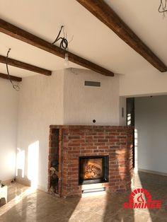 Semineu cu acumulare de caldură! Home Decor, Decoration Home, Room Decor, Interior Decorating