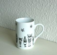Love cute mugs