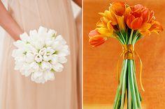 buquê tulipas