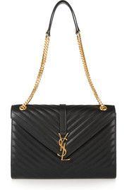Saint LaurentMonogramme large quilted leather shoulder bag