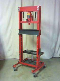 Hydraulic Press Mods