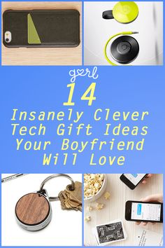 What To Buy Your Boyfriend: 14 Insanely Clever Tech Gift Ideas He'll Love