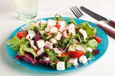 Balsamic Chicken Salad on Bodytrim Urdu Recipe, Balsamic Chicken, Tortillas, Kimchi, Chicken Salad, Cobb Salad, Salad Recipes, Salads, Curry