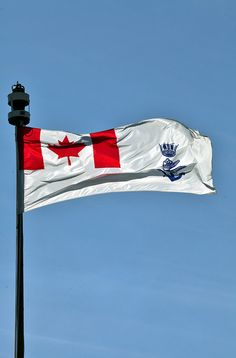 Naval Jack of Canada by amsandy.... Rosey's Exposures, via Flickr