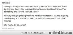 Tumblr needs to rewrite history.