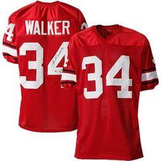 Autographed Herschell Walker Jersey at SECSTORE.COM
