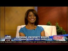 Government Take Over ==>  EPA Wants Total Water Control - Deneen Borelli - Fox & Friends - 10-26-13