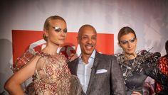 Eva Padberg und Franziska Knuppe gratulieren Tyrown Vincent zum Geburtstag
