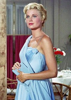 ourprincessgrace: Grace Kelly in To Catch A Thief (1955)