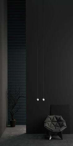 Enthralling Minimalist Home Apartments Ideas 10 Quick ideas: Minimalist Interior Color Floors minimalist interior black inspiration.Minimalist Kitchen Wall Interior Design minimalist bedroom bed home decor. Interior Design Minimalist, Black Interior Design, Modern Kitchen Design, Minimalist Bedroom, Minimalist Decor, Minimalist Kitchen, Black Room Design, Minimalist Apartment, Minimalist Living
