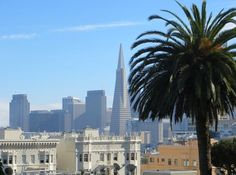 City getaways - The Transamerica Pyramid is the tallest skyscraper in the San Francisco skyline. Get more tips.