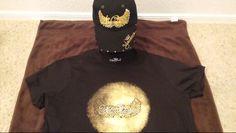 Front of new shirt. YAHVISION shirts and hats!