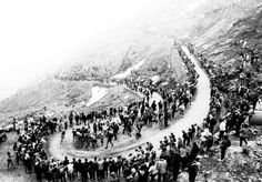 gruberimages:  The Colle delle Finestre was one of my favorite...