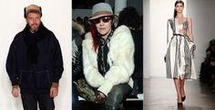 Alexandre Herchcovitch mostra coleção em Nova York - Prestigiado pela renomada figurinista Patricia Field, o brasileiro Alexandre Herchcovitch apresentou sua coleção de outono 2013 durante a MADE Fashion Week, em Nova York, no sábado, 9. Confira alguns looks do estilista