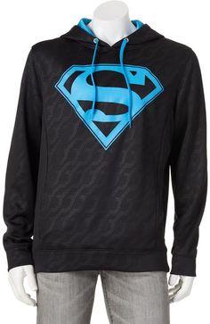 Superman hoodie - Men's Fashion
