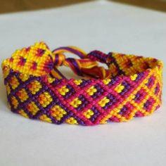Photo of #78012 by Intrigue - friendship-bracelets.net