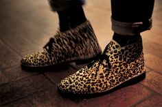 SHIPS JET BLUE 2012 Fall/Winter | leopard print, menswear, shoes, mens shoes