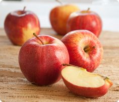 New research shows apples may reduce cholesterol and inflammation