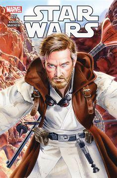 Star Wars #15 From the Journals of Old Ben Kenobi
