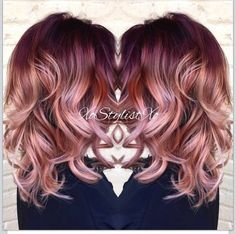 Love the soft rose tones I want this