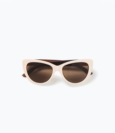 Image 3 of RETRO STYLE SUNGLASSES from Zara