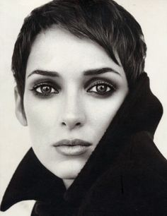 winona ryder (I really miss seeing this actress in films)