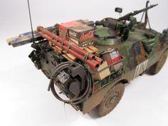 Puma 4x4 1/35 Scale Model