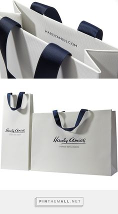 Hardy Amies Retail Packaging