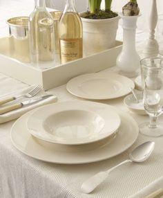 Tricia Foley - white table
