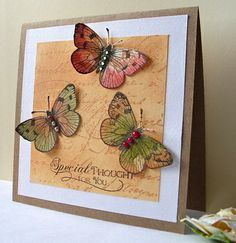 Jacqueline's Craft Nest: Pinterest and new Watercolor Dahlia stamp from Hero Arts
