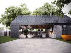 Modern barn stye home makes perfect summer retreat in Kiev