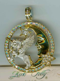 USAWholesalejewelry Store - Boxed Kirks Folly Cloudwalker Unicorn Magnetic Enhancer (Goldtone), $28.99 (http://www.usawholesalejewelry.com/boxed-kirks-folly-cloudwalker-unicorn-magnetic-enhancer-goldtone/)