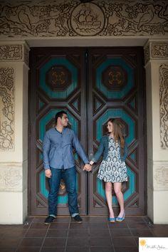 Balboa Park Engagement Pictures san diego engagemnt photographer