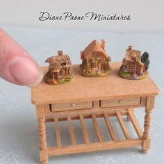 1 24 Half Scale or 1 12 English Cottage 1 Dollhouse Miniature Decorative Statue | eBay