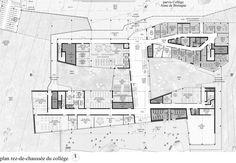 Galería de Escuela secundaria Anne de Bretagne / Philippe Gazeau - 19